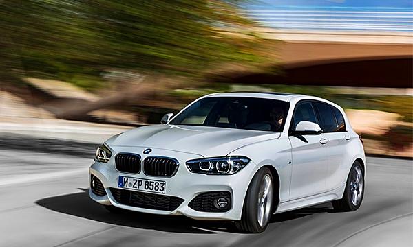 Новое поколение BMW 1-Series останется заднеприводным