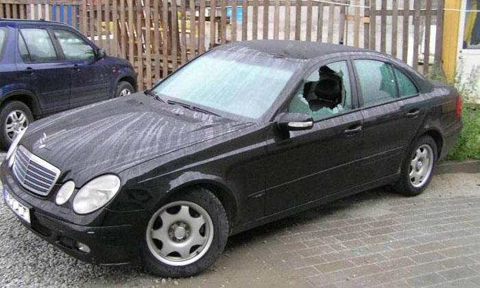 В Подмосковье обнаружили автосервис – отстойник для угнанных машин