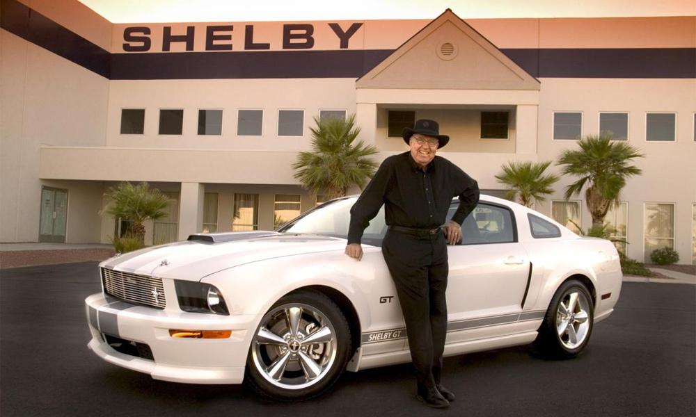 Последняя американская легенда: все автомобили Кэрола Шелби