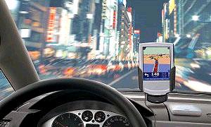 Лазерный картограф даст рекомендации по ограничению скорости