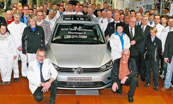 Volkswagen отправил в серийное производство новый минивэн