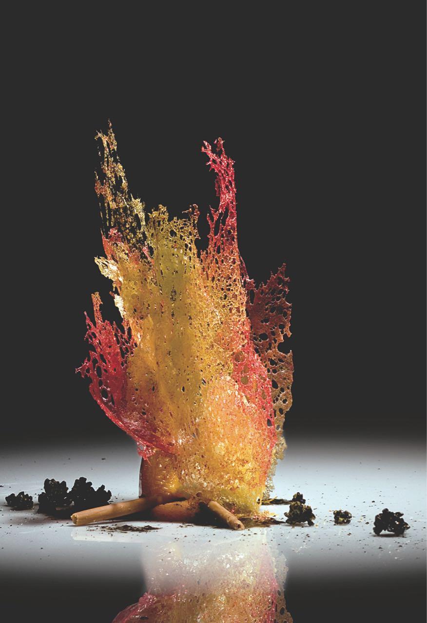 Природа — один из сильных источников вдохновения этого каталонского повара