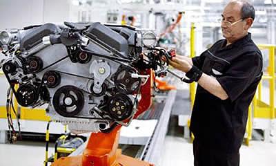 Daimler будет поставлять двигатели для Jaguar и Land Rover
