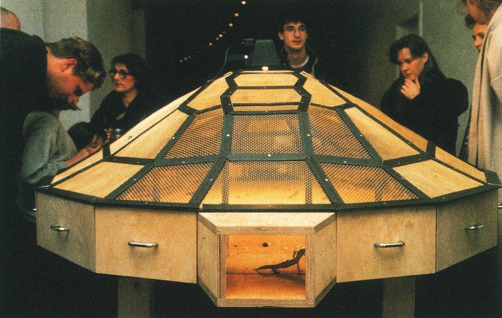 Хуан Юнпин. «Театр мира», 1993