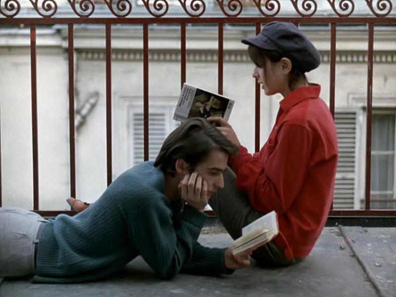 Кадр из фильма «Китаянка»