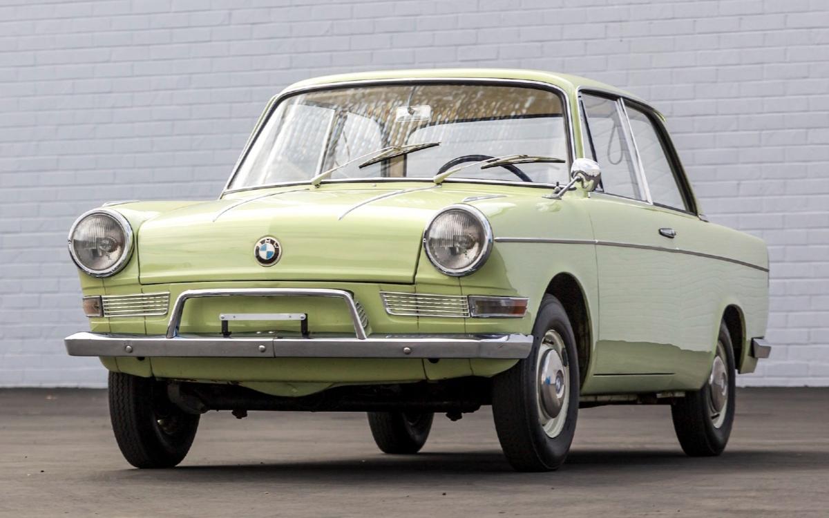 BMW 700 Luxus