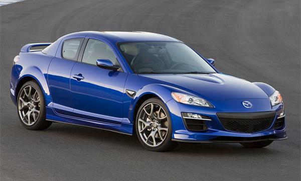 Mazda выпустит преемника RX-8 в 2017 году
