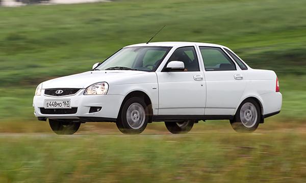 Продажи Lada Priora за 350 тысяч рублей начнутся в феврале