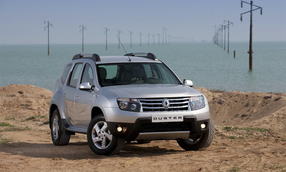 Renault Duster. Тест-драйв самого дешевого внедорожника в России