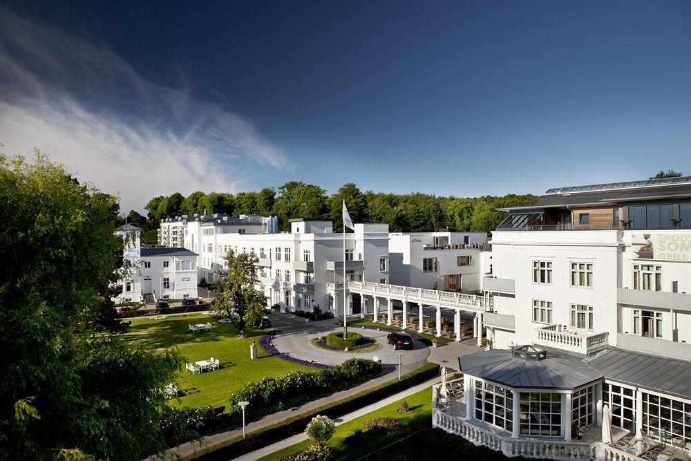 Отель Kurhotel Skodsborg
