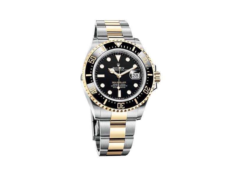 Часы Oyster Perpetual Sea-Dweller, Rolex