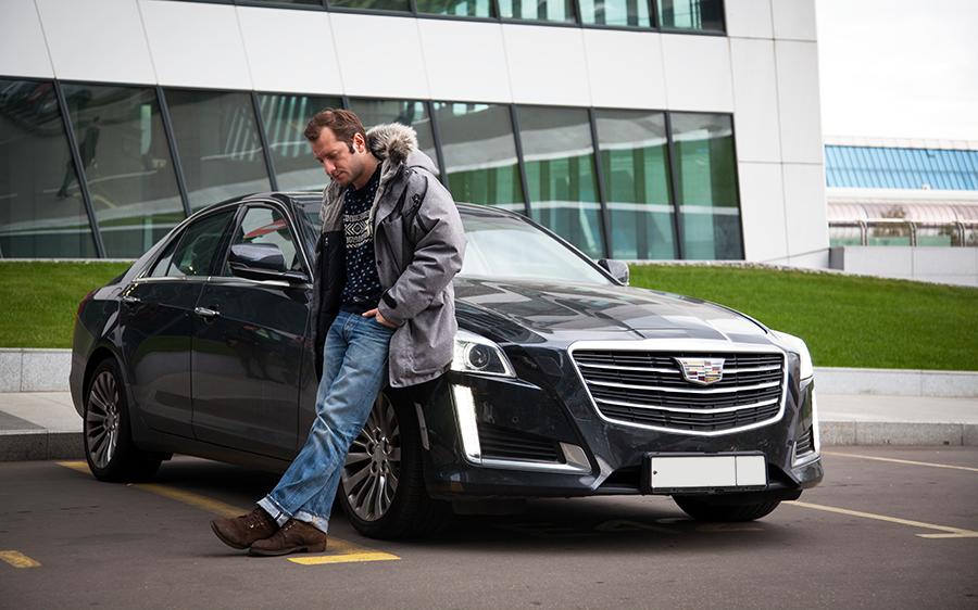 Фото: пресс-служба Cadillac