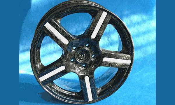 Пластиковые колесные диски придут на смену металлическим