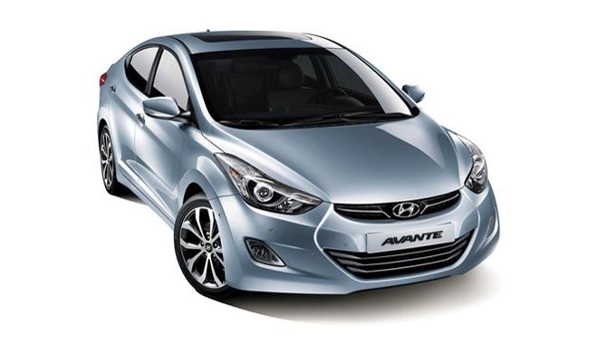 Обновленная Hyundai Elantra получила расширенный список опций