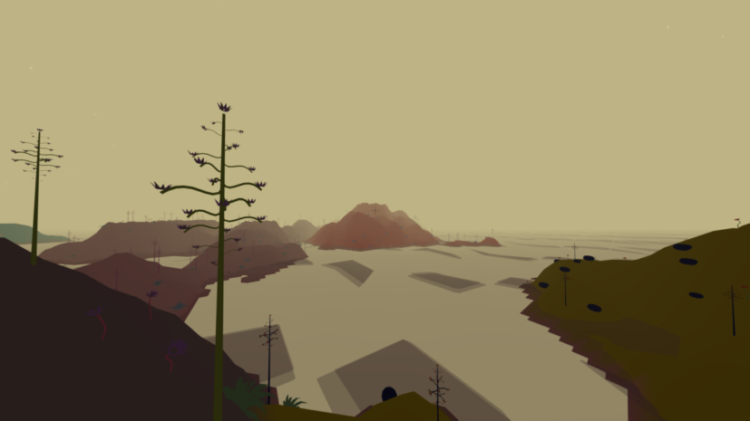 Матильда Скелтон Мейс. «Sky Island»