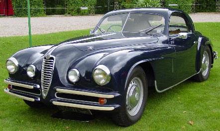 Aquila готовит довоенную Alfa Romeo