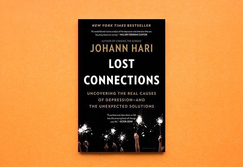 Джоан Хари «Потерянные связи»
