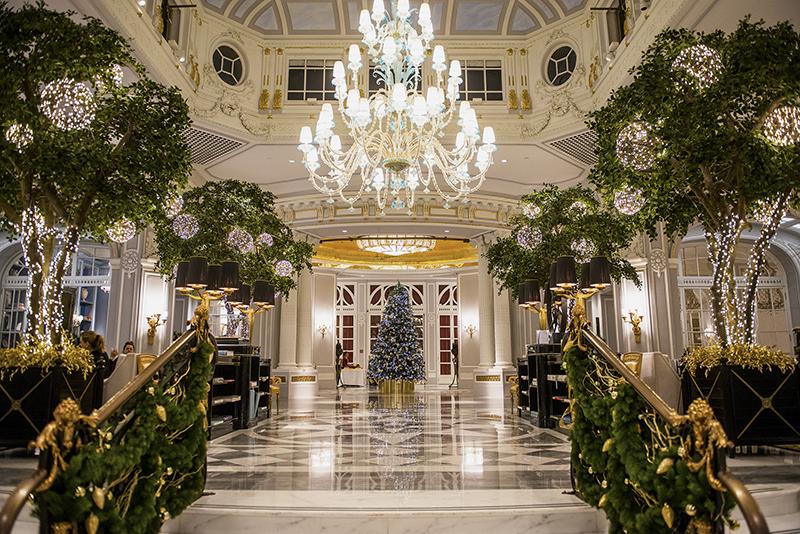 Отель St. Regis Rome