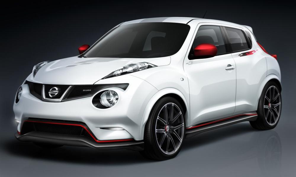 Nissan представил спортивный концепт Juke Nismo