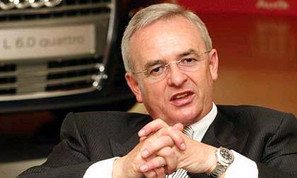 Мартин Винтеркорн хочет изменить стратегию развития испанской компании