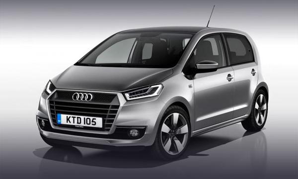 В Audi отказались от выпуска городского хэтчбека А0