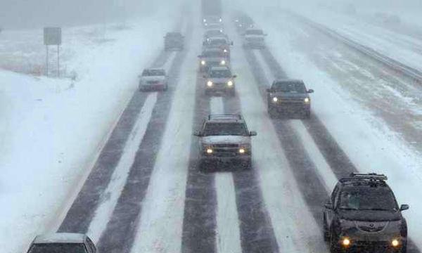 МЧС предупреждает об ухудшении дорожной обстановки в Подмосковье
