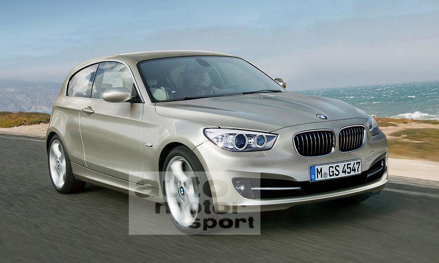 Новая «копейка» BMW появится весной