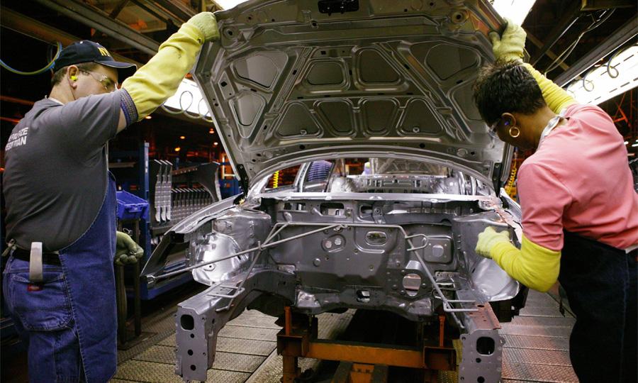 Призводство автомобилей в Бразилии сократилось в ноябре на 34%
