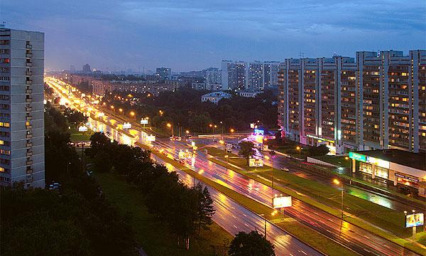 Спальные районы Москвы свяжут между собой