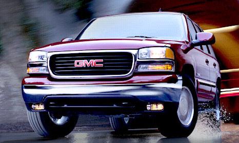 Автомобилей GMC было реализовано на 4,7 процента меньше,чем год назад