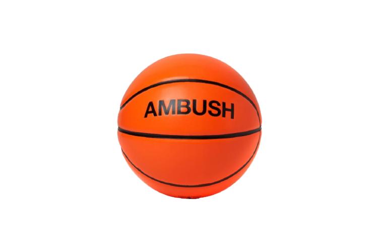 Баскетбольный мяч, коллаборация Ambush X Nike X NBA
