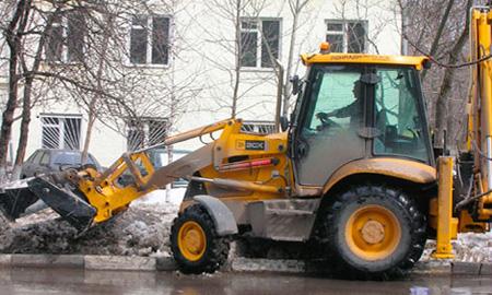 Московские дороги начали усиленно чистить от щебня и грязи
