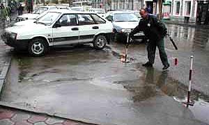 Правительство Москвы занялось обустройством парковок