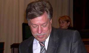Председатель правительства Северной Осетии Александр Меркулов