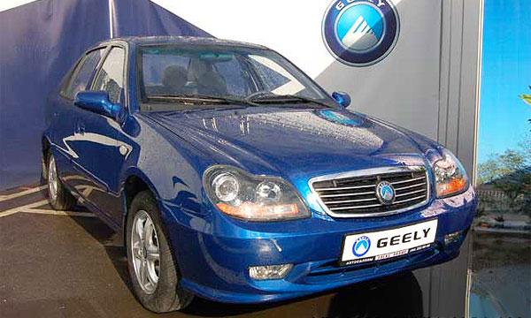 Geely-СК-1