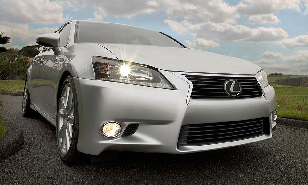 Стиль и роскошь. Первый тест-драйв нового Lexus GS