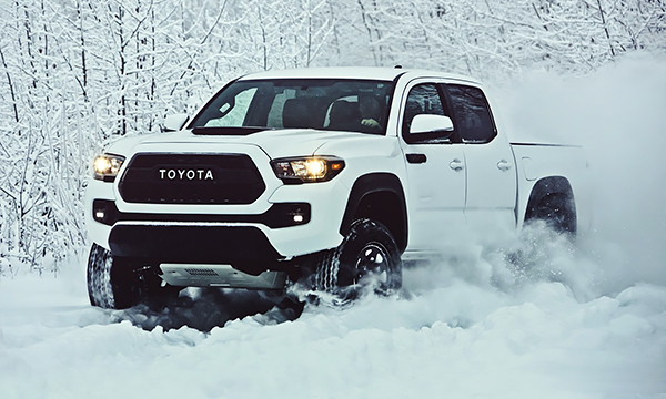 Пикап Toyota Tacoma получил внедорожную версию