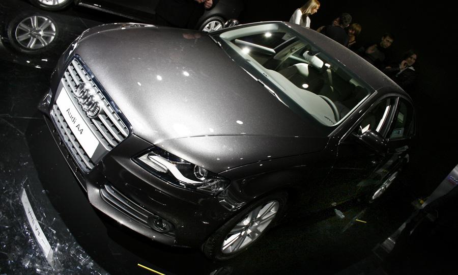 Новый Audi A4 в России – готовьте 50 тысяч долларов