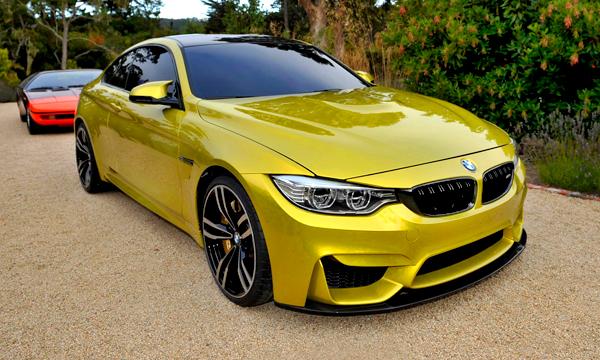BMW M3 и M4: все о новом моторе