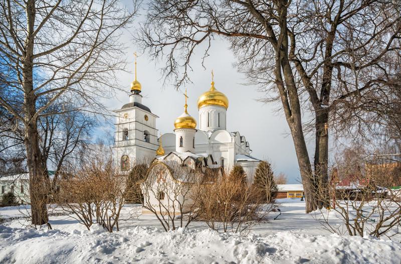 Борисоглебский монастырь, Дмитров