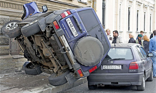 Водители заплатят за всех страховых мошенников