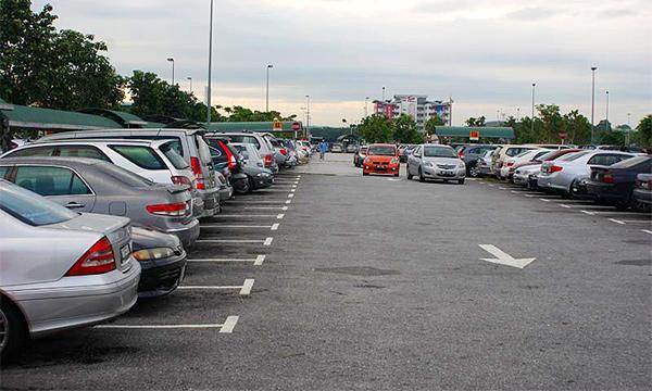 В центре Москвы открылись новые парковки
