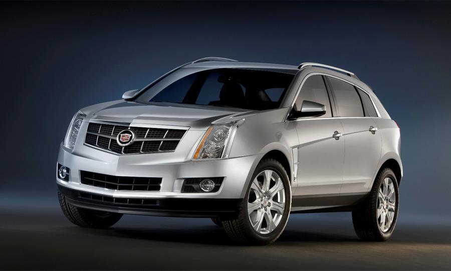 Cadillac представляет SRX 2010 и CTS Sport Wagon
