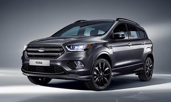 Ford привезет обновленный кроссовер Kuga в Россию