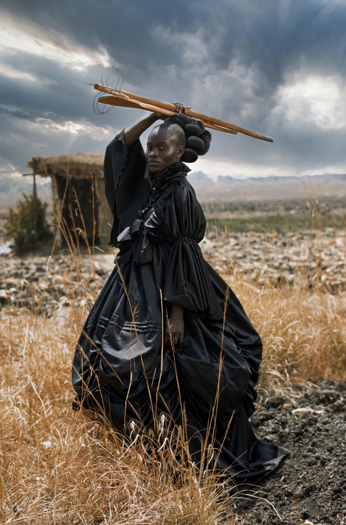 Тамари Кудита, «Африканский викторианский стиль»