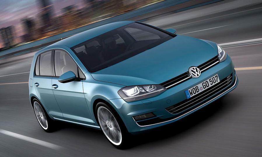 Volkswagen Golf  VII представлен официально. ФОТО, ВИДЕО