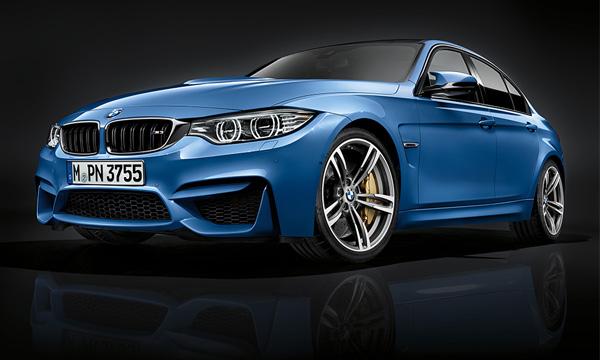 BMW обновила «тройку»