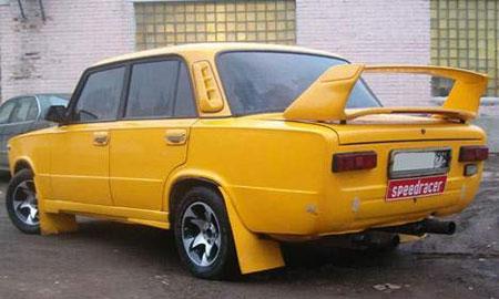 Тюнинг автомобилей в России запретили