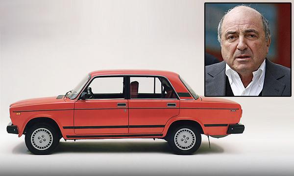 Как Борис Березовский создавал автомобиль для народа
