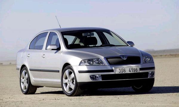 Skoda увеличила продажи в России за счет новой Octavia